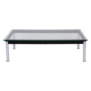 「ル・コルビジェ」デザイン ローテーブル LC10 120 - 拡大画像