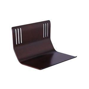 木製ベッドガード ブラウン