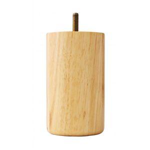 国産ポケットコイルマットレスベッド 【Waza】 木脚12cm SSS かため:線径2.0mm