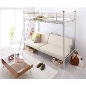 二段ベットにもなるソファーでお部屋を有効活用しちゃおう!   IZILOOK