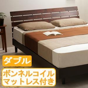 デザインパネルすのこベッド【LEDA】レダ