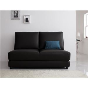 ソファーベッド 幅120cm【Cleobury】ブラック デザインソファベッド【Cleobury】クレバリーの詳細を見る