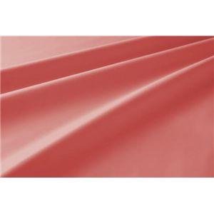 新20色羽根布団8点セット洗い替え用布団カバー3点セット(セミダブル) ベッドタイプ ローズピンク