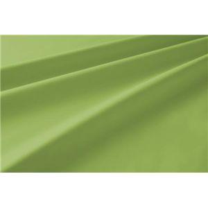 新20色羽根布団8点セット洗い替え用布団カバー3点セット(ダブル) ベッドタイプ モスグリーン