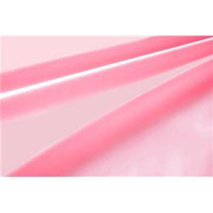 新20色羽根布団8点セット洗い替え用布団カバー3点セット(ダブル) ベッドタイプ フレッシュピンク