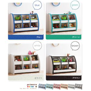 おもちゃ箱 スモールタイプ【primero】グ...の紹介画像4