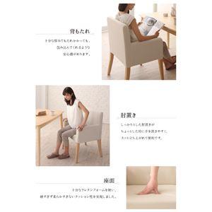 【テーブルなし】チェア2脚セット 座面カラー:ネイビー ダイニング My Sugar マイシュガー