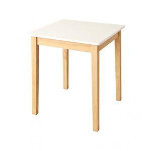 テーブル 幅68cm テーブルカラー:ホワイト...の紹介画像2