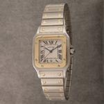 Cartier (カルティエ) レディースウォッチ W20012C4 サントスガルベ SG SM【送料無料】