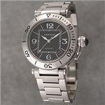 Cartier (����ƥ���) ��˥��å��������å� W31077M7 �ѥ��� ���������ޡ� �֥�å�