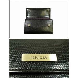 クリッツァ 506.705.001BK キーケース KRIZIA ブラックの写真3