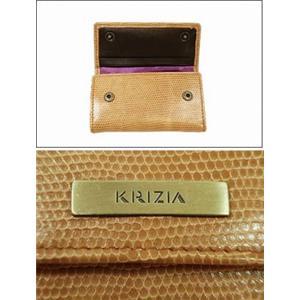 クリッツァ 506.705.001DUNE キーケース KRIZIA キャメルの写真3