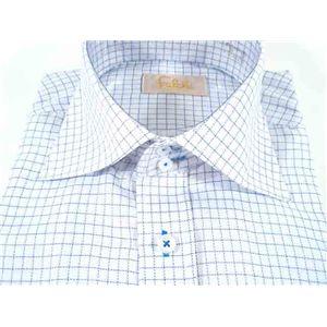 ファルチ ニューヨーク F-W S.BL #18LL(43-86) ワイシャツ Falchi New York