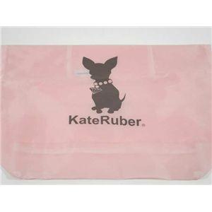 KateRuber (ケイトルーバー) エコバッグ ECO ピンク の写真2