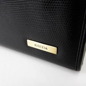 KRIZIA(クリッツア) セカンドバック 506.706.001 ブラック画像2