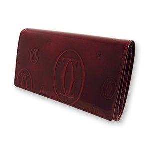 Cartier(カルティエ) 2つ折り 財布 [ ハッピーバースデーライン L3000347 - 拡大画像