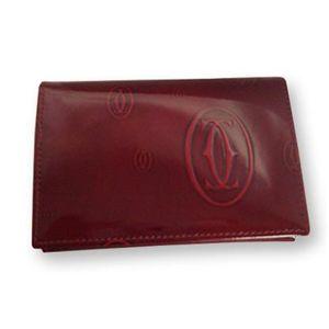 Cartier(カルティエ) ハッピーバースデーライン 名刺入れ L3000447 - 拡大画像