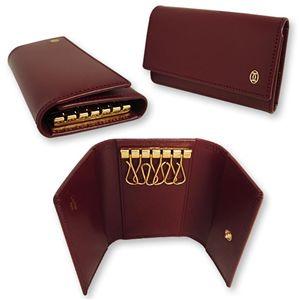 Cartier(カルティエ) 6連 キーケース パシャ L3000711画像2