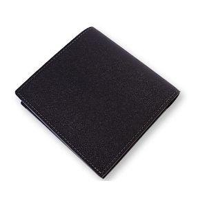 Cartier(カルティエ) 二つ折 財布 サントスライン L3000772 BK画像2