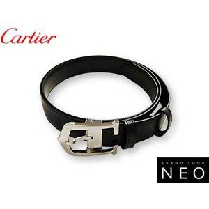 Cartier(カルティエ) リバーシブル ベルト シルバーバックル L5000152