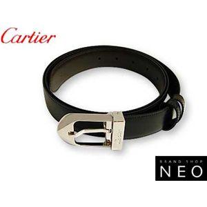 Cartier(カルティエ) リバーシブル ベルト シルバーバックル L5000184
