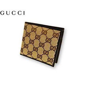 GUCCI (グッチ) 04862-F40IR-9643 2つ折り 財布【送料無料】