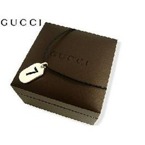 GUCCI (グッチ) 132890 J89A0 1366 7モチーフ ネックレス【送料無料】