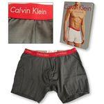 Calvin Klein (カルバンクライン) アンダーウエア ボクサータイプ ブリーフパンツ U7061 GR(034) サイズL