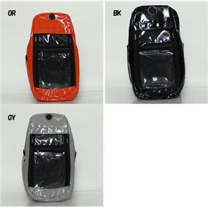INNOVATOR(イノベーター) ボディーバッグ ワン ショルダーバッグ 31174 BLACK - 拡大画像