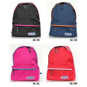 OUTDOOR PRODUCTS(アウトドア プロダクツ) リュック owt452 PINK/BLUE - 拡大画像