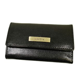 KRIZIA (クリッツァ) キーケース 506.705.001 ブラックの写真1