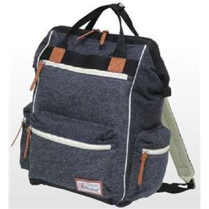 BC-ISHUTAL(ビーシーイシュタル)ウォーキン バッグ iwk-7001bk h01