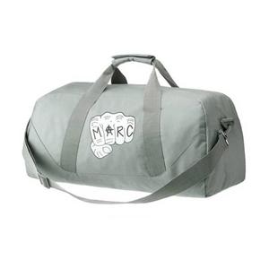 MARC BY MARC JACOBS(マークバイマークジェイコブス) グレー (196213) ダッフルバッグ ボストンバッグ