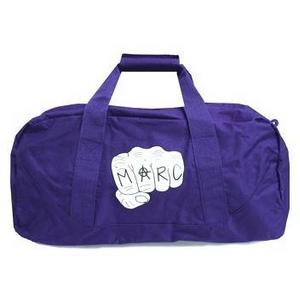 MARC BY MARC JACOBS(マークバイマークジェイコブス) Purple 197426 ダッフルバッグ ボストンバッグ