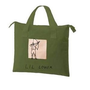 MARC BY MARC JACOBS(マークバイマークジェイコブス) Olive (196222) Lil Lower Portfolio Bag 2010年新作 ポートフォリオ トートバッグ