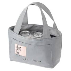 MARC BY MARC JACOBS(マークバイマークジェイコブス) Lil Lower Cooler Bag Grey (196205) 2010年新作 クーラーバッグ の写真1