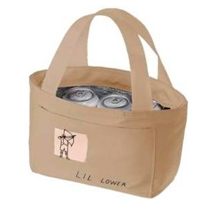 MARC BY MARC JACOBS(マークバイマークジェイコブス) Lil Lower Cooler Bag Khaki (196221) 2010年新作 クーラーバッグ の写真1