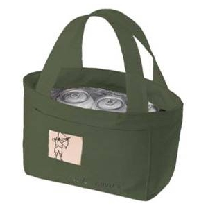 MARC BY MARC JACOBS(マークバイマークジェイコブス) Lil Lower Cooler Bag Olive (196239) 2010年新作 クーラーバッグ の写真1