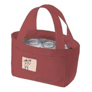 MARC BY MARC JACOBS(マークバイマークジェイコブス) Lil Lower Cooler Bag Maroon (196204) 2010年新作 クーラーバッグ の写真1