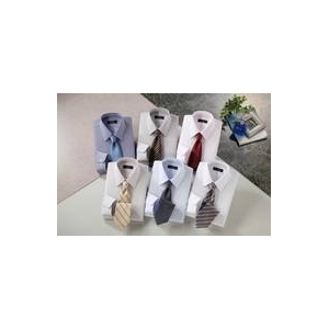 銀座・丸の内のOL100人が選んだ シャツサイズ S ワイシャツ6枚 ネクタイ8本 セット