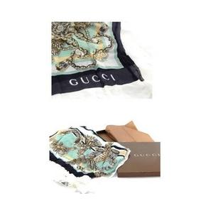 GUCCI(グッチ) レディス スカーフ SCRAF 213620-3G011-9076 シルク