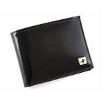 GUCCI(グッチ) 二つ折り財布 190405 CCY1N 1000 レザー(ブラック)