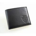 GUCCI(グッチ) 二つ折り財布 190419 BEC0N 1000 カーフ(ブラック)【送料無料】