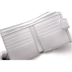 グッチ GUCCI 二つ折り財布 162759 ADH5G 9061 レザー (ホワイト)