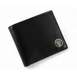 GUCCI(グッチ) 二つ折り財布 181657 A490S 1000 カーフ ブラック【送料無料】