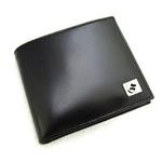 GUCCI(グッチ) 二つ折り財布 190403 A490N 1000 カーフ ブラック【送料無料】