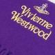 Vivienne Westwood(ヴィヴィアンウエストウッド) マフラー PURPLE s13-f552combi09 写真2