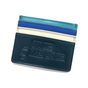 MARC BY MARC JACOBS(マークバイマークジェイコブス) 210304 カードケース パスケース Ocean Multi