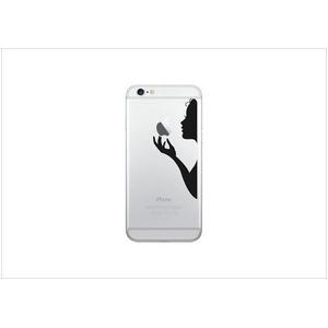 Luminoso ルミノソ LED スマホフラッシュケース For iPhone5/5s/SE snow white