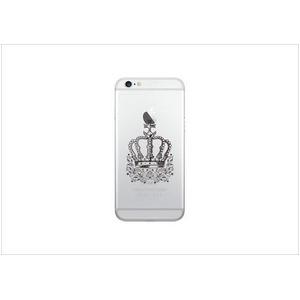 Luminoso ルミノソ LED スマホフラッシュケース For iPhone6/6S crown